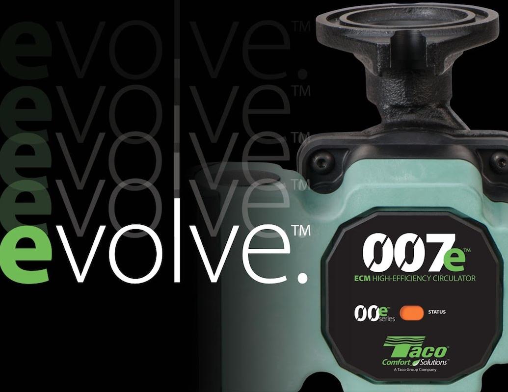 taco 007e evolve