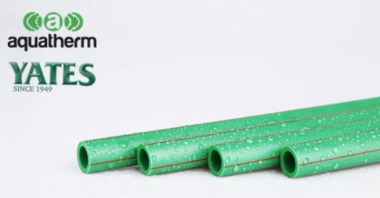 aqautherm green pipe