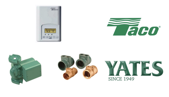Taco LoadMatch System for Residential & Commercial Use
