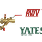 Red-White Valve Full Port Combination Strainers