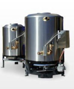 Sellers Manufacturing Co. Hot Water Boilers