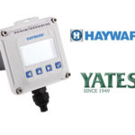 Hayward flow meter